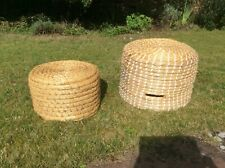 Two Skeps / woven baskets