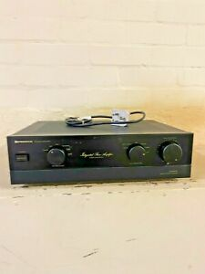 GENUINE PIONEER STEREO AMPLIFIER A-300X CLEAN GROUND SYSTEM
