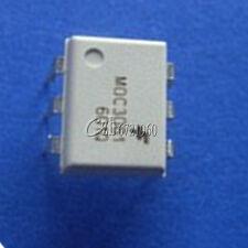 10PCS MOC3061 DIP-6 Zero-Cross Optoisolators Transistor