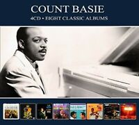 Count Basie - 8 Classic Albums [New CD] Germany - Import