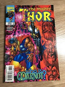 The Mighty Thor Vol 2 No 13 July 1999 Comic.