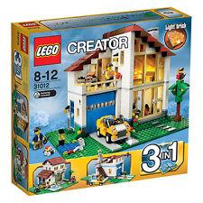 LEGO Creator Großes Einfamilienhaus (31012) OVP