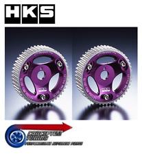 HKS Adjustable Vernier Slide Cam Pulley Pair - For JZZ30 Soarer 1JZ-GTE non-VVTi