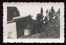 Paray le Monial . photo ancienne . maison M. B.