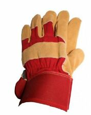 Town & Country Classics Thermal Lined Men's Gloves-Suede Leather Fleece TGL412 L