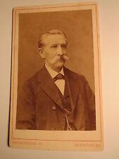 Heidelberg-señor dreyer como hombre de edad avanzada con barba-Portrait/CDV