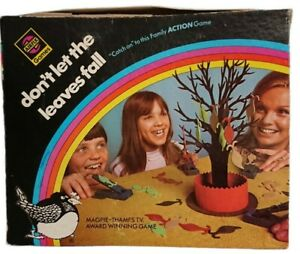 Airfix Games Dont Let The Leaves Fall Vintage 1972 Game
