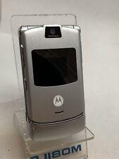 Motorola RAZR V3 - Silver (Unlocked) Mobile Phone