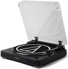Audio Technica AT-LP60USB Hi-Fi Turntable Black