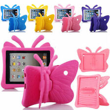 Butterfly Kids Stand Shockproof Cover Case For New iPad 9.7 5th Air Mini 1 2 3 4
