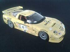 AutoArt Chevrolet Corvette C5-R 2002 1:18 #4 Pilgrim / Collins ALMS (MCC)