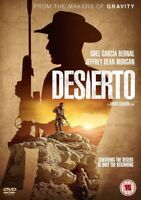 Desierto (DVD) Movie Gael García Bernal Jeffrey Dean Morgan NEW UK STOCK Film
