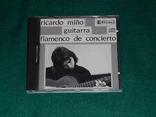 Ricardo Miño – Flamenco De Concierto Guitarra