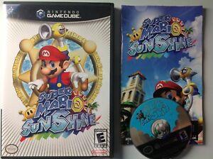 Super Mario Sunshine (NTSC American USA Version) Gamecube C379N2