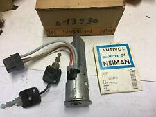 RENAULT R5 ALPINE Turbo - ANTIVOL NEIMAN 013930 - NEUF