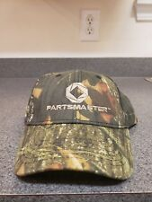 Nwot Parts Master Camouflage Hat Cap Camo Hunting Outdoors