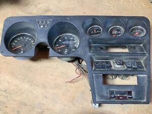 Opel GT  original dashboard & gauge assembly 1970