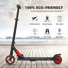 Faltbar Elektroroller Tretroller Pendeln Roller Aluminium E-Scooter 250W 23KM/h