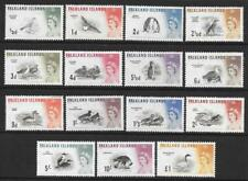 Falkland Islands 1960-66 Birds Set to £1 (Mint)