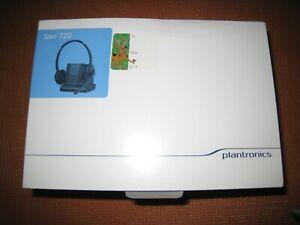 PLANTRONICS W720 SAVI 3 IN 1 OVER THE HEAD BINAURAL HEADSET (83544-01) - NEW