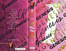 Genesis Videos Volume 1 - Vhs - New - Never played - Very, very rare! - Pal