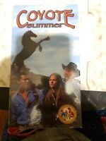 Coyote Summer (VHS,1995) brand new sealed