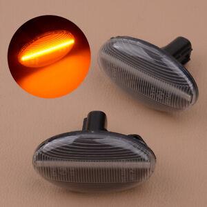 LED Side Marker Indicators Light Lamp Fit For Subaru Impreza WRX STI Forester