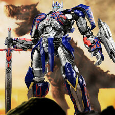 TRANSFORMERS 4 AOE Movie Dual Model 1/35 DMK03 Optimus Prime PRE-PAINTED DMK-03