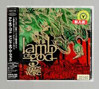 ASHES OF THE WAKE[CD]lamb of god[with OBI]