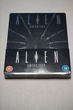 Alien Anthology Blu-ray Steelbook Edition [UK] OOS/OOP RARE REGION FREE
