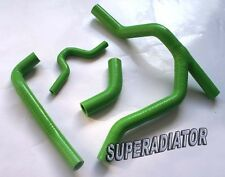 GREEN Silicone Radiator Y Hoses fit for Kawasaki KX250F 2007-2008 New