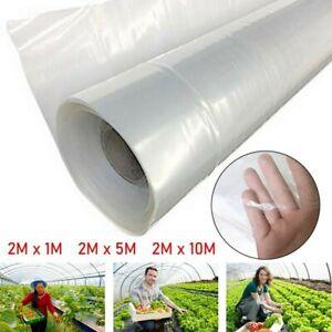 Greenhouse Cover Film Semi Clear Tough Plastic Polyethylene PE 200Micron UV Age