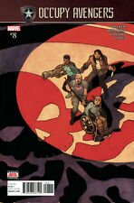 Occupy Avengers (2016) #8 VF/NM