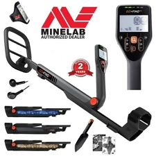 "Minelab GO-FIND 66 Metal Detector with 7.8 kHz Waterproof 10"" Search Coil"