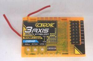OrangeRX RX3S 3 Axis dsm2  Flight Stabilizer excellent condition