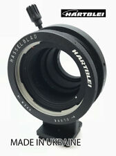 Hartblei Adapter Hasselblad V Lens to Canon EOS M Camera w/ Tripod 360 Rotate