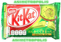 Nestle KitKat Kit Kat Japan Green Tea Matcha Mocha Chocolate Confectioner Fresh