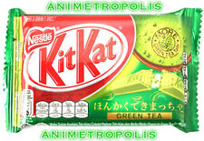 Nestle KitKat Kit Kat Japan Green Tea Matcha Mocha Chocolate Confectioner New