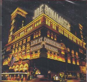 Joe Bonamassa / Live At Carnegie Hall - An Acoustic Evening (2CDs, NEW! OVP)