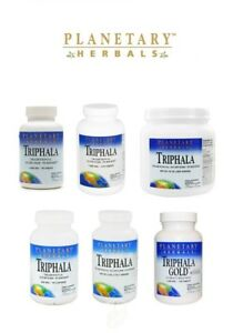 Planetary Herbals TRIPHALA - all sizes - select option