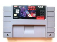 Phantom 2040 SUPER NINTENDO SNES GAME Tested + Working & Authentic!