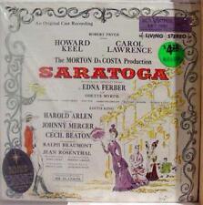Original Broadway Cast - Saratoga LP New Sealed LSO-1051 RCA 1959 Living Stereo