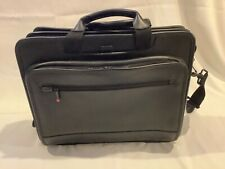 """Lenovo Thinkpad Leather Briefcase/Carry On 15"""""""