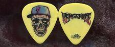 AVENGED SEVENFOLD 2010 Nightmare Tour Guitar Pick ZACKY VENGEANCE custom stage 1