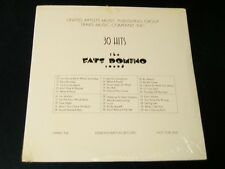 The Fats Domino Sound - RARE 1973 Publisher's Demo LP - SEALED!