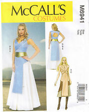 Game of Thrones Renaissance Costume Tabard Skirt Sewing Pattern 4 6 8 10 12