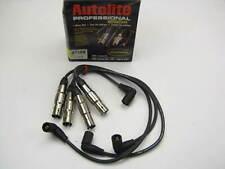 Autolite 97108 Ignition Spark Plug Wire Set 1998-2001 Volkswagen 2.0L
