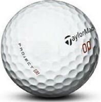 100 Taylormade Project A Used Golf Balls AAA+ 3(A) Quality