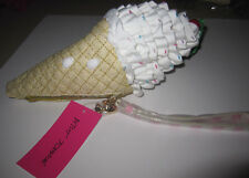 BETSEY JOHNSON KISS ME TILL ICE CREAM CONE KITSCH WRISTLET