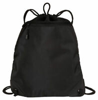 Port Authority Draw String Bag BG810 Men's Improved Cinch Pack with Mesh Trim